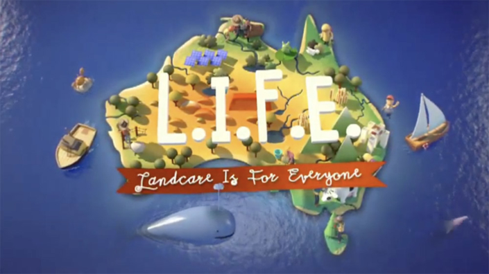 L.I.F.E. Landcare is for everyone